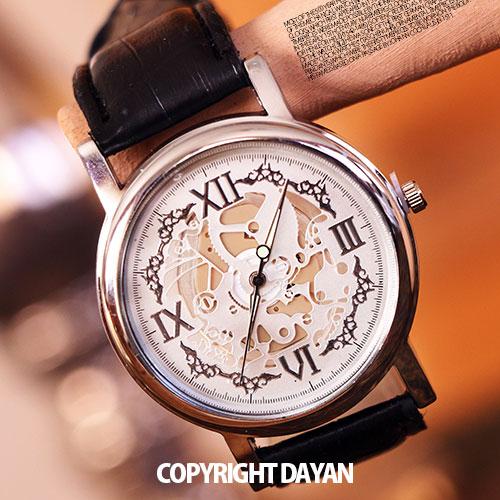 ساعت مچی ادموند با بند مشکی