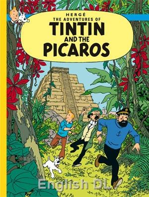 داستان Tintin and the Picaros