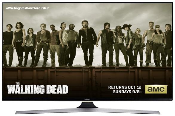 دانلود تمامی قسمت های فصل های سریال The Walking Dead