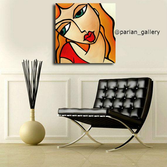 کانال+تلگرام+نقاشی+مدرن