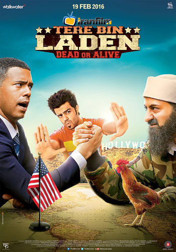 دانلود فیلم Tere Bin Laden Dead or Alive