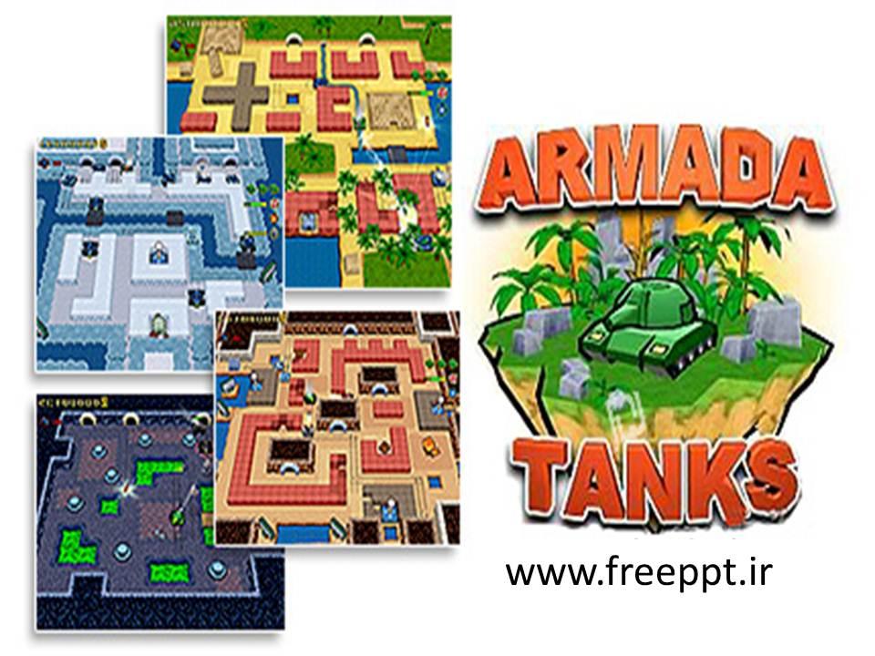 دانلود Armada Tanks - بازی ناوگان تانک ها