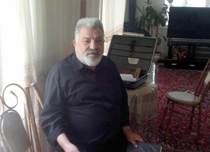 استاد حاج مجید وثوقی قاضی جهانی از چهره های ماندگار قاضی جهان