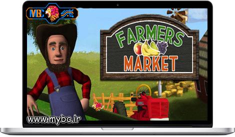 دانلود بازی کم حجم Farmers Market برای کامپیوتر