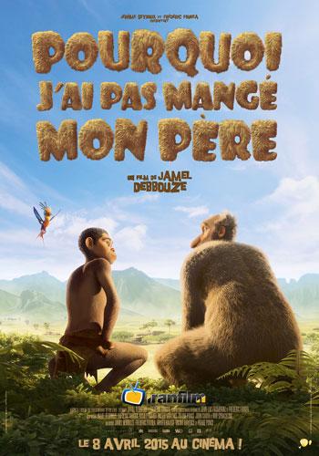 دانلود انیمیشن Animal Kingdom: Lets go Ape