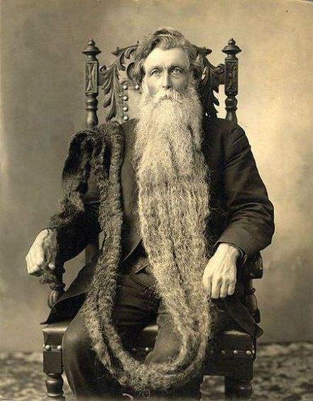 مرگ خنده دار به خاطر داشتن ریش بلند !! , جالب وخواندنی