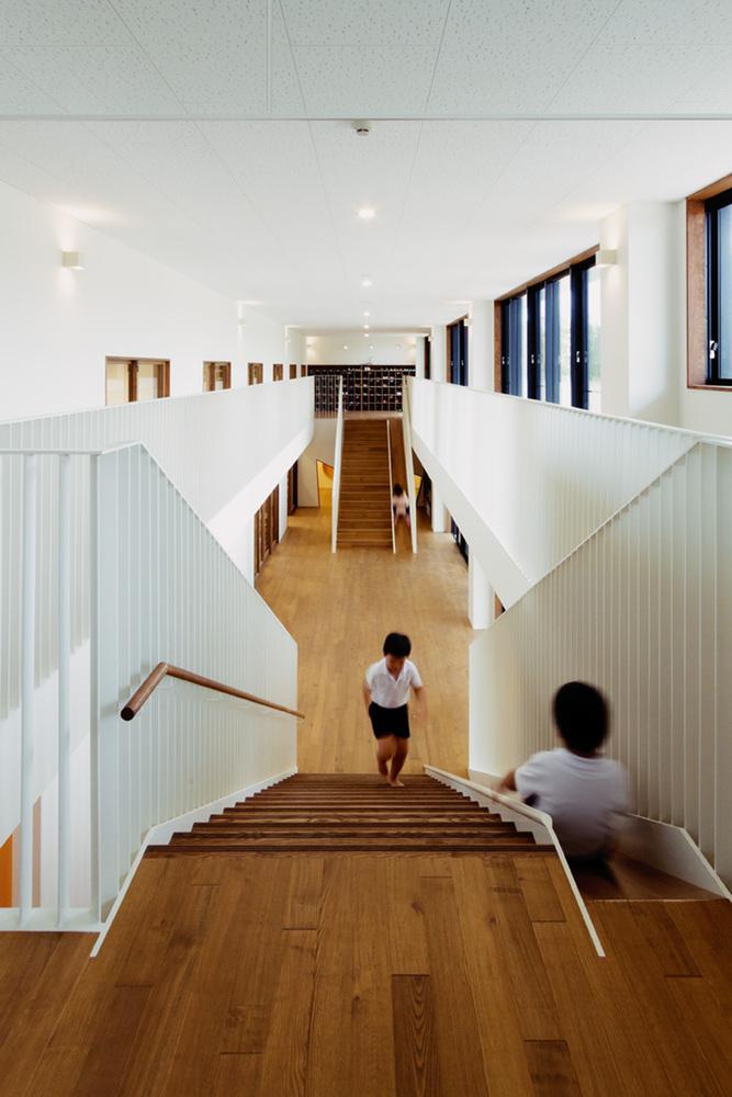 معماری مهدکودک و کودکستان