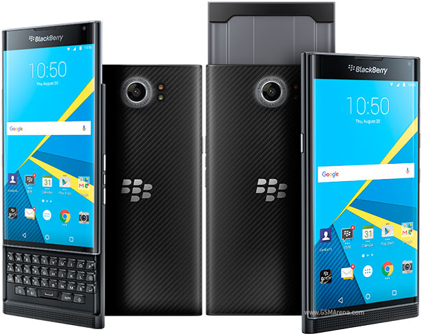 گوشی اندروید Blackberry رسید
