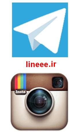 قرار دادن لینک تلگرام در اینستاگرام-جدیدترین اموزش های تلگرام-آموزش تصویری قرار دادن لینک تلگرام در اینستاگرام-قرار دادن لینک تلگرام-اندروید-link instagram