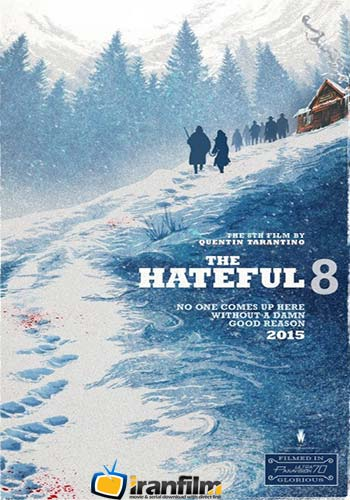 The Hateful Eight - دانلود فیلم The Hateful Eight