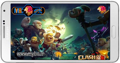 دانلود بازی Clash of Clans 8.116.11 – بازی کلش اف کلنز برای اندروید