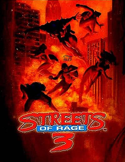 دانلود بازی شورش در شهر (برای کامپیوتر) - Streets of Rage 3 PC