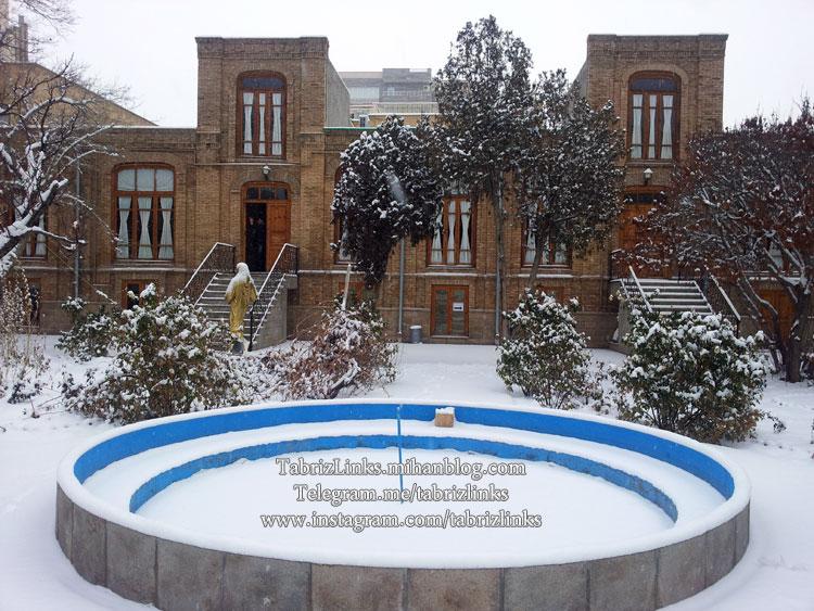 خانه قدیمی در تبریز