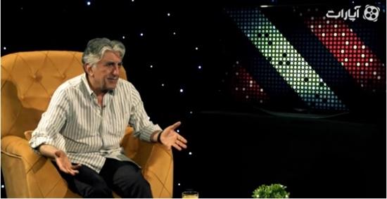 دانلود مصاحبه با رضا کیانیان در برنامه دید در شب + لینک مستقیم آپارات