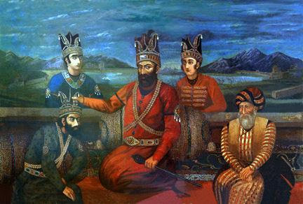 نادرشاه و فرزندانش