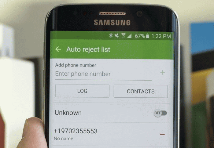 ترفند Galaxy S6,ترفند مسدود کزدن,تماس اندروید,گلکسی اس 6,مسدود کردن Galaxy S6,مسدود کردن تماس,مسدود کردن شماره,مسدود کردن مخاطب,ترفند,اموزش,ترفندهای اندروید