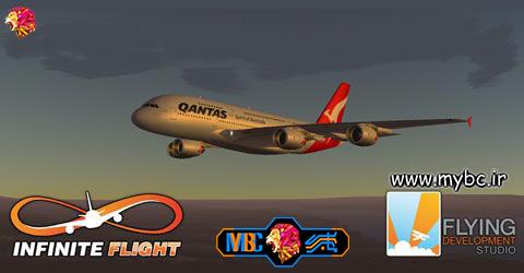 دانلود بازی Infinite Flight Simulator 16.02.3 – دانلود بازی شبیه ساز پرواز برای آندروید
