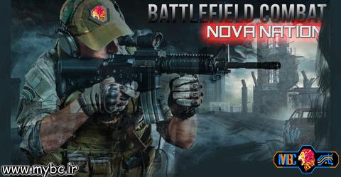 دانلود بازی Battlefield Combat Nova Nation vBFI_2.5.10 – بتلفیلد برای اندروید + نسخه بی نهایت