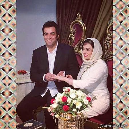 ازدواج منوچهر هادی با یکتا ناصر+بیوگرافی و عکس