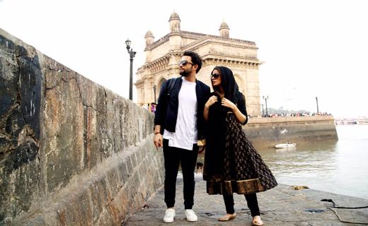 شایلی همسر بنیامین در فیلم سلام بمبئی + عکس