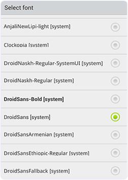 آموزش اندروید,آموزش تغییر فونت اندروید,ترفند اندروید,تغییر فونت بدون روت,دانلود فونت اندروید,روت اندروید,فونت اندروید بدون نیاز به Root,ترفندهای اندروید,android