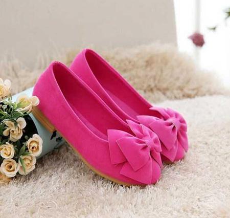جدیدترین مدل کفش های شیک دخترانه برای عید نوروز 95