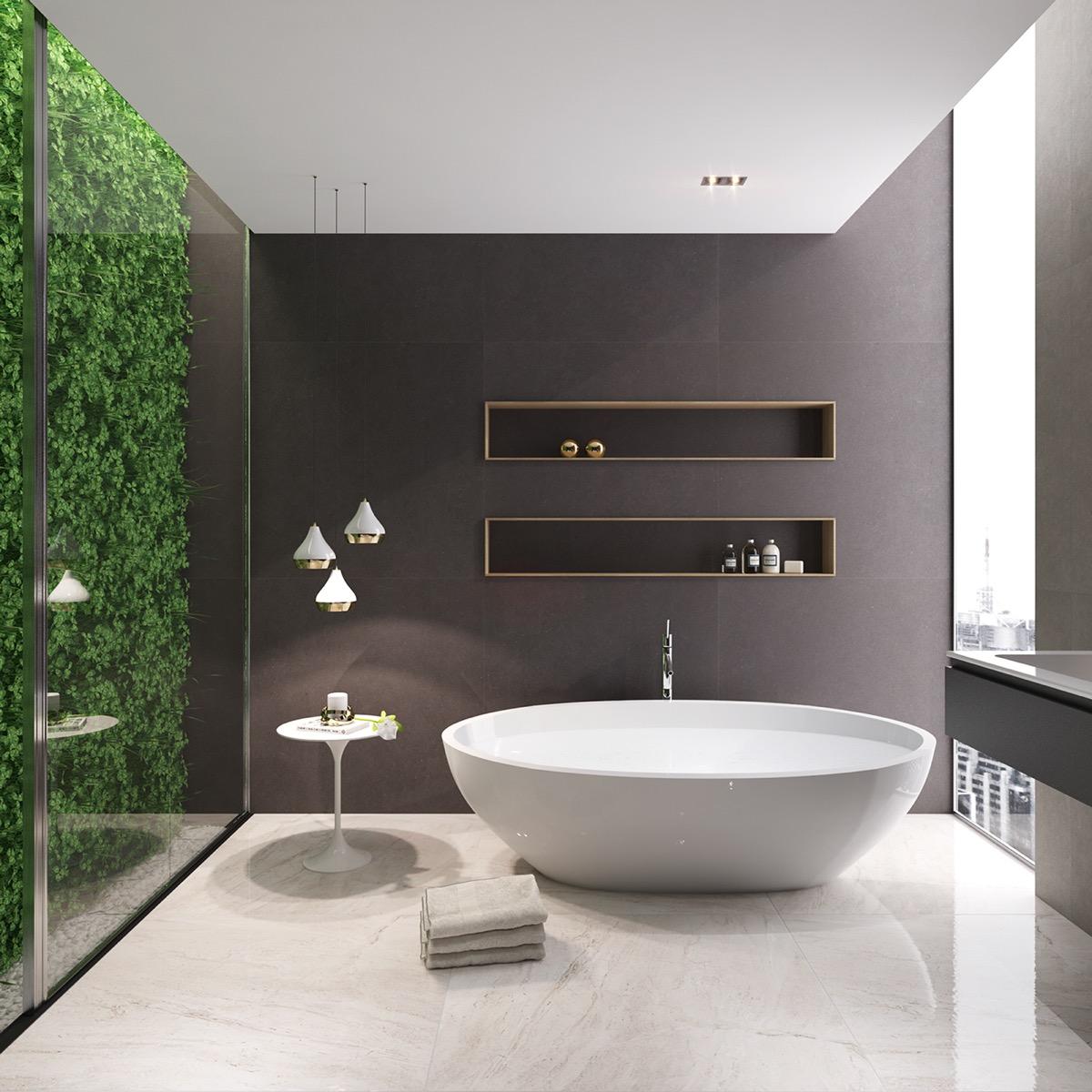 طراحی دکوراسیون حمام