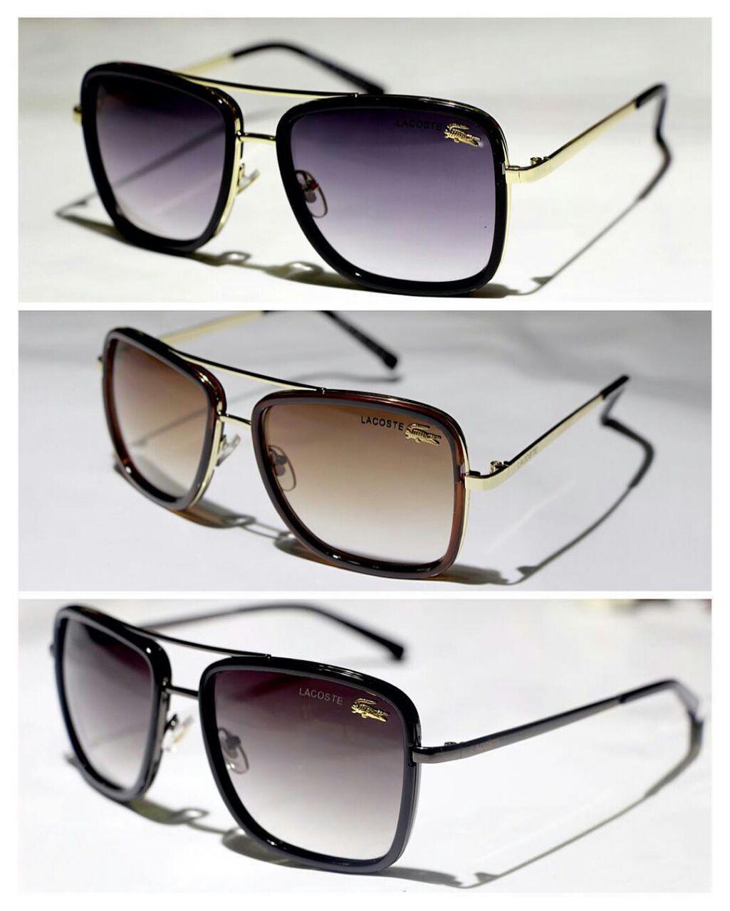 عینک آفتابی مردانه و زنانه لاگوست فلت