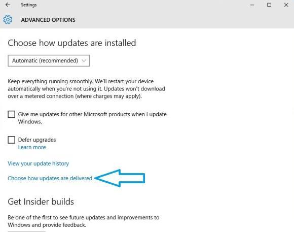 اشتراک آپدیت ها,اموزش ویندوز 10,بروزرسانی ویندوز 10,ویندوز 10,ویندوز,ترفند,اموزش,اموزش ویندوز 10,ترفندهای ویندوز 10,غیر فعال کردن ارسال بروز رسانی در ویندوز 10