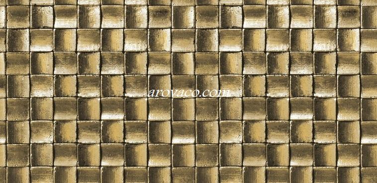 کاغذ دیواری طرح سنگ سه بعدی رنگ نسبتا روشن. نصب کاغذ دیواری روی دیوار. انواع کاغذ دیواری سه بعدی که به دیوار و فضا عمق می دهد. بهترین انتخاب به جای سنگ، استفاده از کاغذ دیواری سه بعدی طرح سنگ است. کاغذ دیواری کاملا قابل شستشو است.