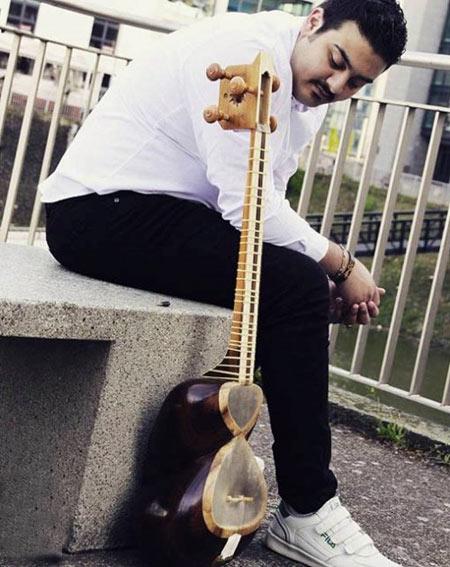بیوگرافی امیرحسین افتخاری برنده مسابقه استیج , دنیای موسیقی