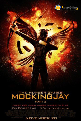 دانلود فیلم The Hunger Games: Mockingjay – Part 2 کیفیت HD