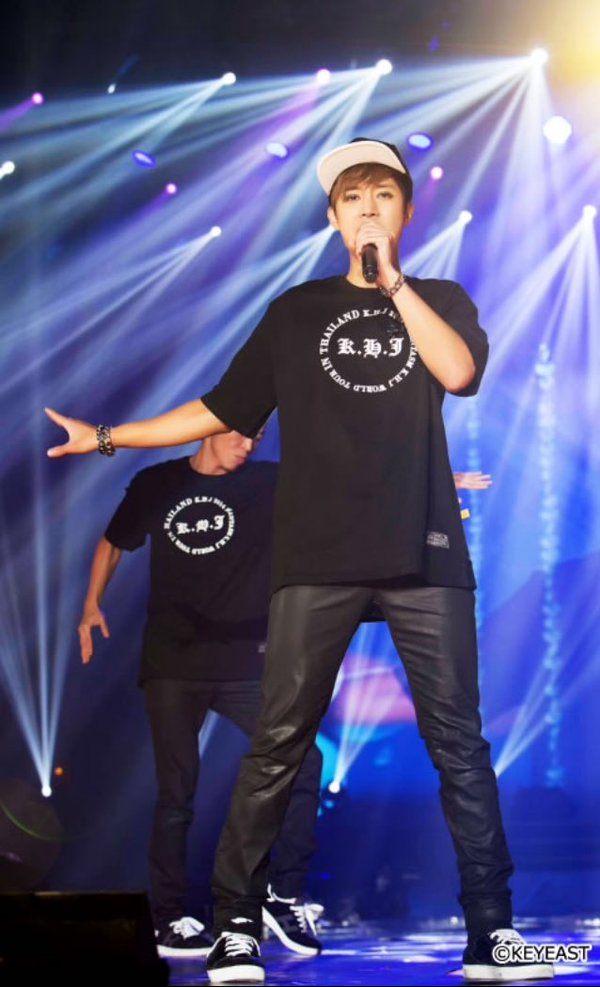 [Photo] Kim Hyun Joong Japan Mobile Site Update [2016.03.22]