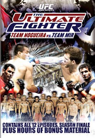 دانلود التیمت فایتر فصل هشتم| The Ultimate Fighter: Team Nogueira vs. Team Mir-نسخه ی H265-720p
