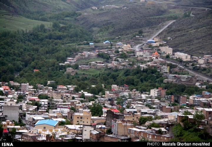 شهرستان کلیبر