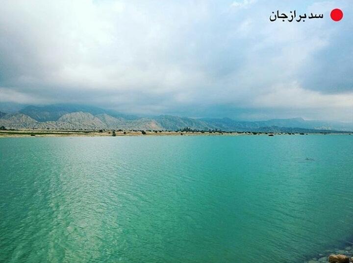 عکس سد برازجان