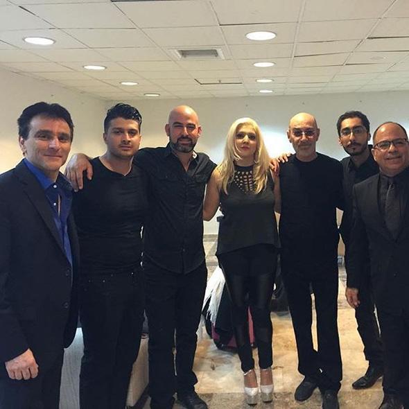 گزارش تصویری کنسرت 22 مارس آنتالیا سیاوش قمیشی