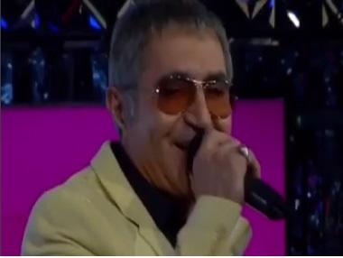 دانلود اجرای فریدون اسرایی در برنامه شب کوک مرحله فینال