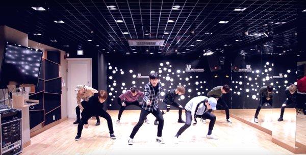 Got7 dance practice fly