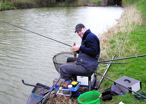 ست کامل لوازم ماهیگیری+آموزش