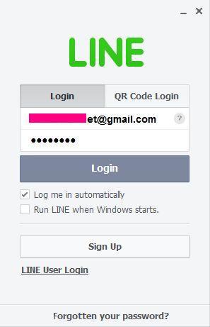 line , line برای pc , استفاده از line در کامپیوتر , استفاده از لاین در رایانه , استفاده از لاین در کامپیوتر , لاین , لاین در کامپیوتر , لاین در ویندوز , نسخه ی pc برنامه line , نصب لاین در کامپیوتر