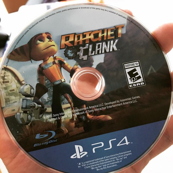 بازی Ratchet & Clank