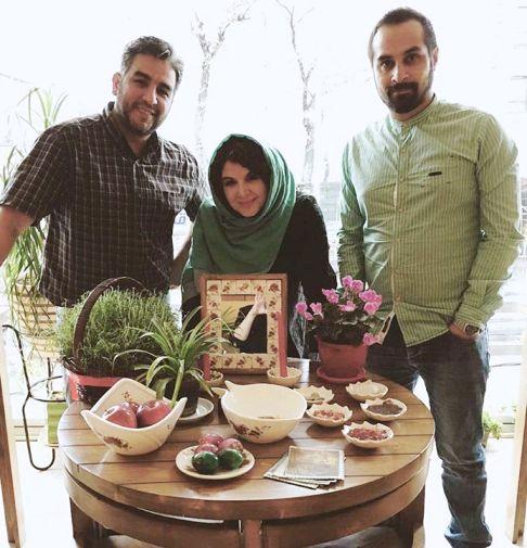 رونمایی شهره سلطانی از همسرش ! , اخبار فرهنگ وهنر