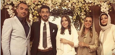 ازدواج قوچان نژاد با خواهر،بازیگر معروف ایرانی , اخبار ورزشی
