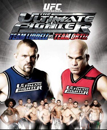 دانلود التیمت فایتر فصل یازدهم   Team Liddell vs. Team Ortiz+نسخه ی 720
