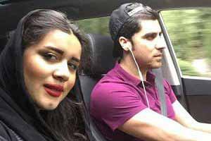 سیزده بدر شهرام محمودی و همسرش + عکس , اخبار ورزشی
