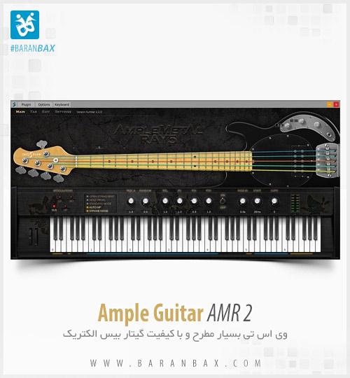 دانلود وی اس تی گیتاربیس الکتریک Ample Guitar AMR 2