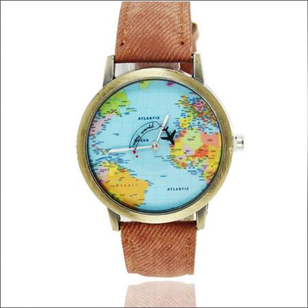 ساعت مچی نقشه
