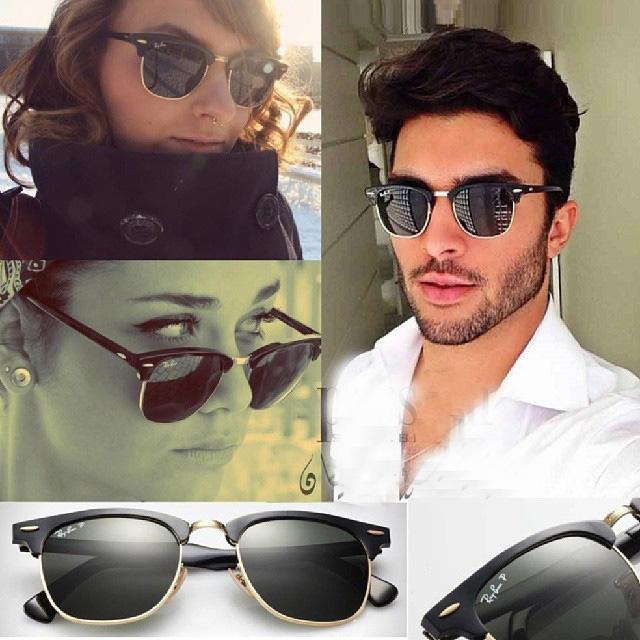 عینک آفتابی ریبن کلاب مستر مردانه