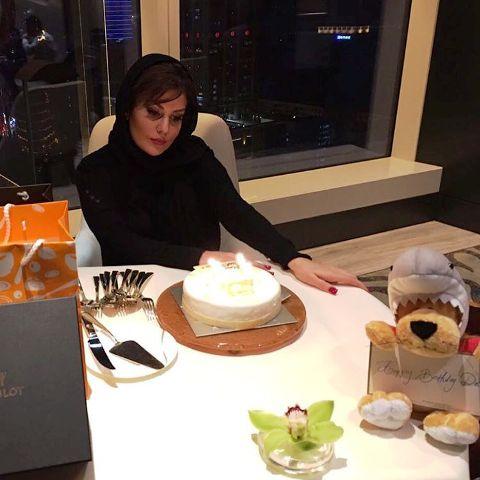 عکس رز رضوی در جشن تولدش , عکس های بازیگران